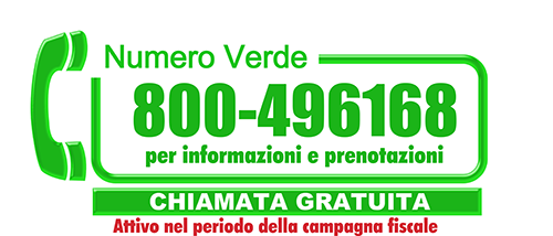 Numero verde per appuntamenti IMU E TASI che scadono  il 16 Dicembre 2014