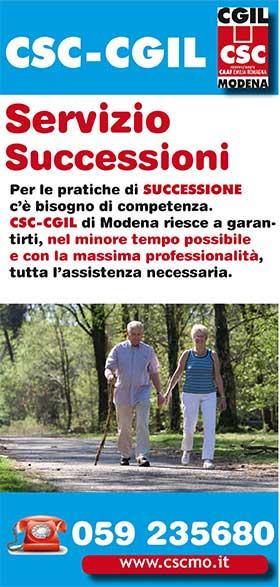 SERVIZIO SUCCESSIONI