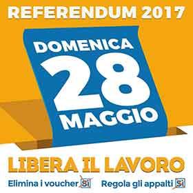 Il 28 Maggio vota due si