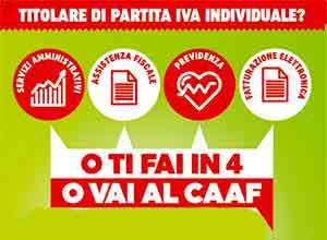 Servizio di assistenza partite IVA individuali
