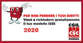 ISEE 2020 Servizio Gratuito