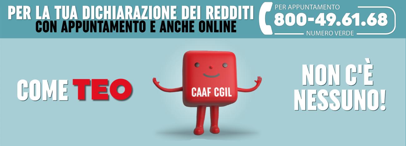 C.S.C - CAAF CGIL Modena